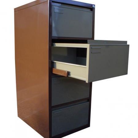 Modelo Archivo metálico